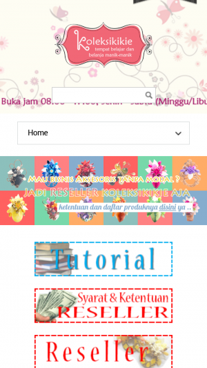 toko online koleksikikie