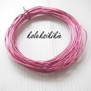 kawat-1mm-pink