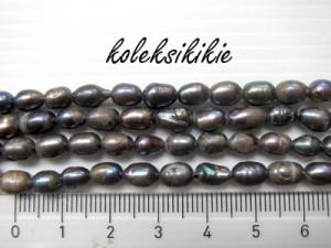 mat-oval-6mm-hitam