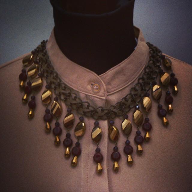 Yeay or Nayy... #percobaan #iseng2  #handmadeaccesories #handmadenecklace #necklace #kalunghandmade #kalung #beads #belajaraksesoris