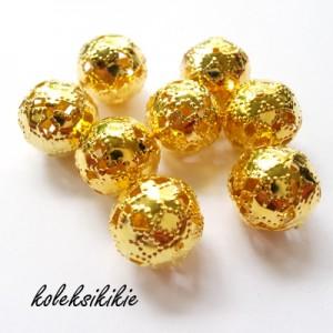 bola-ukir-gold-14mm