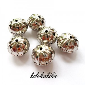 bola-ukir-silver-bunga-14m