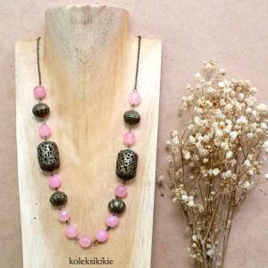 kalung-batu-malalo-pink