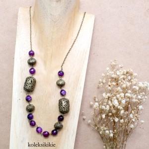 kalung-batu-malalo-ungu