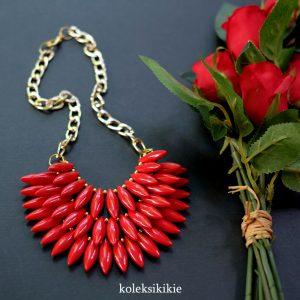 kalung-himawari-merah