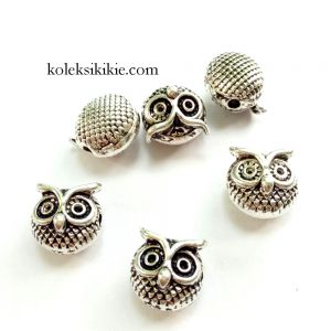 owl-beads-silver