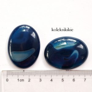 cabochon-batu-biru-tua