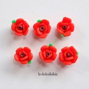 clay-mawar-kecil-merah