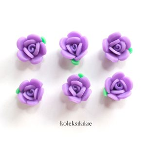 clay-mawar-kecil-ungu